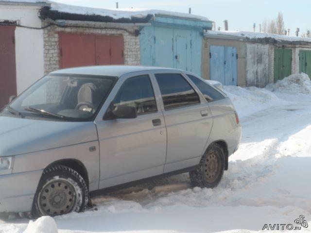 Фото - ВАЗ 2112, 2004
